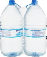 Вода мінеральна негазована Знаменівська п/пл 6л