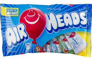 Air Heads Mini Bars