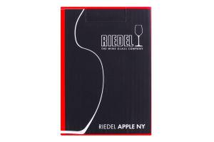Декантер 1.5л №1460/13 Apple NY Riedel 1шт