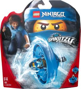 LEGO® NINJAGO™ Мастер кружитцу Джей 70635
