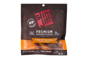 Slim Jim Premium Smoked Sticks Thai Style Chili Slim Jim