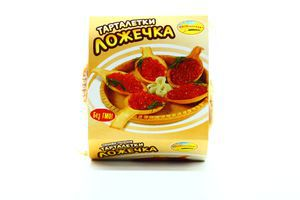 Печиво Ольховий Тарталетки ложечки 70г