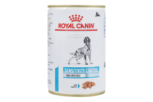 Корм д/котов Royal Canin SENSITIV.CANINE DUCK cans