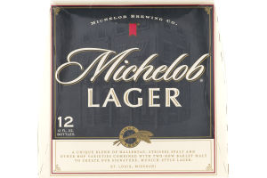 Michelob Lager - 12 PK