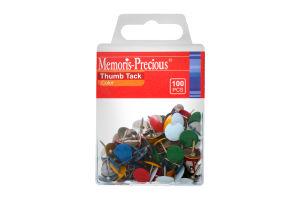 Кнопки цветные Memoris Precious