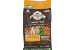 Supreme Source Grain-Free Natural Cat Food Chicken Meal And Turkey Meal Recipe