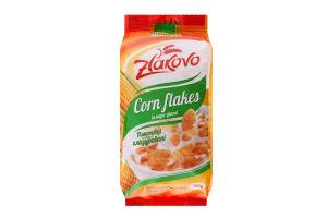 Пластівці кукурудзяні глазуровані цукровою глазур'ю Zlakovo м/у 300г