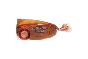 Хлібці висівкові Київські Київхліб м/у 0.3кг