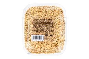 Семена льна светлого сушеные Натуральні продукти п/у 250г