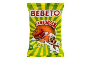 Мармелад жувальний Fast Food Bebeto м/у 30г