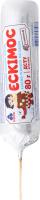 Морозиво пломбір в шоколаді Ескімос Рудь м/у 80г