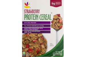 Ahold Strawberry Protein Cereal