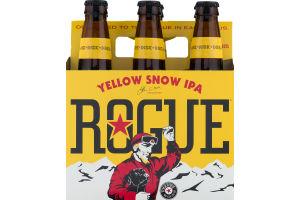 Rogue Yellow Snow IPA - 6 PK
