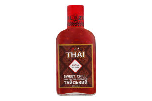 Соус остро-сладкий Тайский Sweet chilli Zapal с/бут 200мл