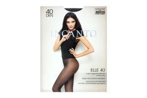 Колготки жіночі Incanto Elle 40den 2-S cappucсino