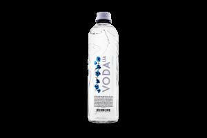 Вода родниковая с ионами серебра негазированная VODA UA с/бут 400мл