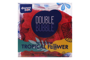 Губка лазнева Tropical Flower Double Bubble Фрекен Бок 1шт