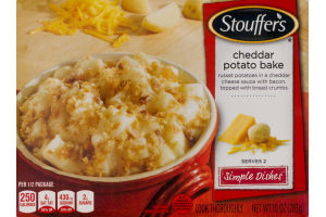 Stouffer's Cheddar Potato Bake Simple Dishes