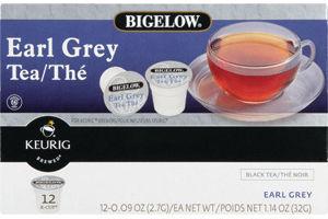 Bigelow Keurig K-Cups Earl Grey Tea - 12 CT