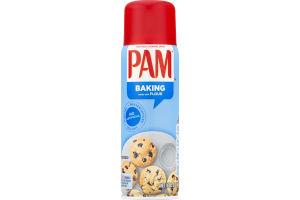 Pam No-Stick Cooking Spray Happy Baking