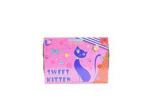 Пластилін Cool4School Sweet Kitten 8 кольорів 160г картон