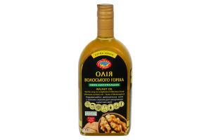 Масло грецкого ореха Golden Kings стекло 0,5л