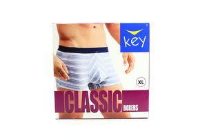 Шорти Key Classic чоловічі 1шт XL MXH 353