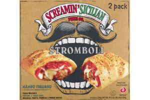 Screamin' Sicilian Stromboli Mambo Italiano Italian Combination - 2 CT