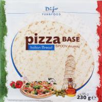 Основа для піци пшенична Dijo м/у 2х115г