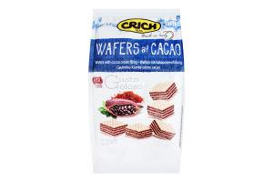 Вафлі з какао Crich м/у 250г