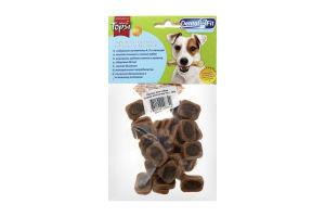 Сладости для собак вкусные кусочки №1 Topsi 120г