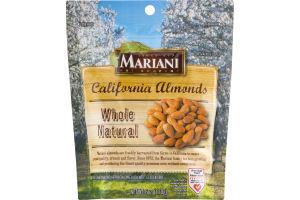 Mariani California Almonds Whole Natural