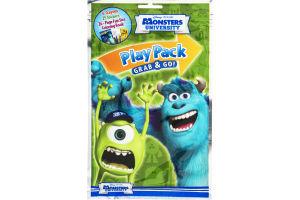 Play Pack Grab & Go! Disney Pixar Monsters University