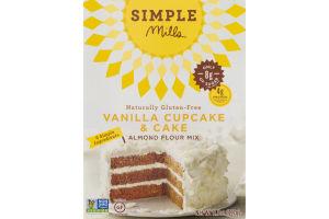 Simple Mills Vanilla Cupcake & Cake Almond Flour Mix