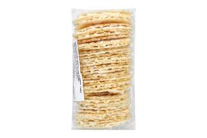 Вафли соленые без начинки Чипс со вкусом сыра Truff Royal м/у 85г