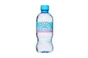 Вода питна дитяча Малиш 0,33л