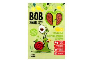 Конфеты Bob Snail натуральные яблочно-лимонные