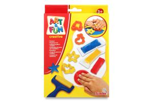 Набор для лепки для детей от 3 лет Формы и ролик Simba к/у 1шт