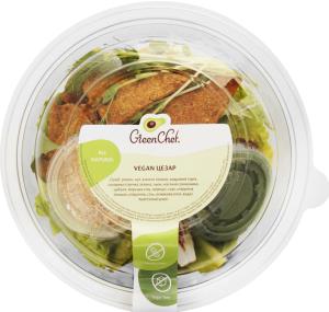 Салат Green Chef Цезар Vegan