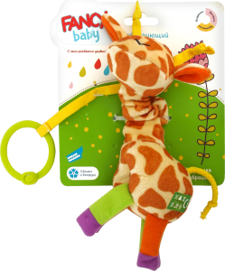 Мягкая игрушка Dream Makers Жираф