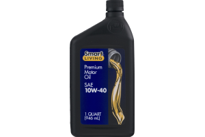 Smart Living Premium Motor Oil SAE 10W-40