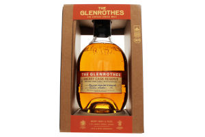 Виски 0.7л 40% The Glenrothes Sherry Cask Reserve к/у