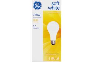 GE Lightbulb Soft White 150W