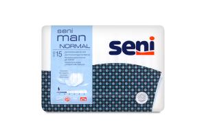 Прокладки урологічні SENI man Normal 15шт