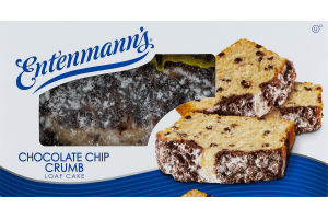 Entenmann's Loaf Cake Chocolate Chip Crumb