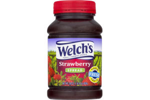 Welch's Spread Strawberry