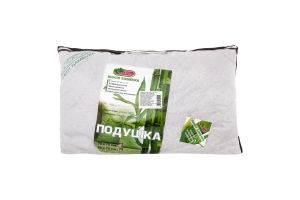 Подушка ЭкоТекс бамбук/хлопок 50*70см