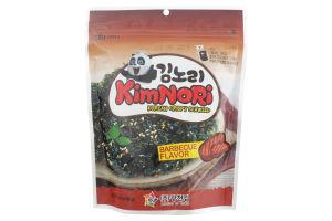 Чіпси BBQ Seaweed Flakes KimNori д/п 40г