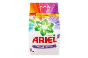 Стиральный порошок Насыщенный цвет Color Ariel 6кг