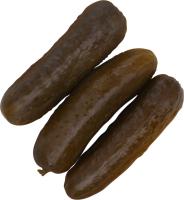 """Огірки солоні 7-9 см """"Корнішони"""""""
